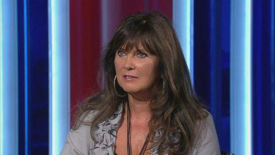 Former Bond girl Caroline Munro