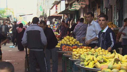 Sky's Sam Kiley reports on Gaza diplomacy