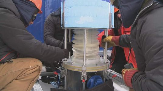 Antarctic lake drilling attempt abandoned