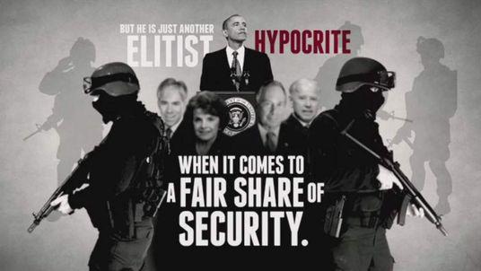 NRA Gun Law Advert