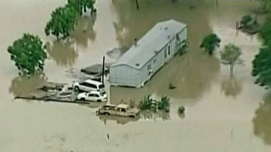San Antonio, Texas flooding