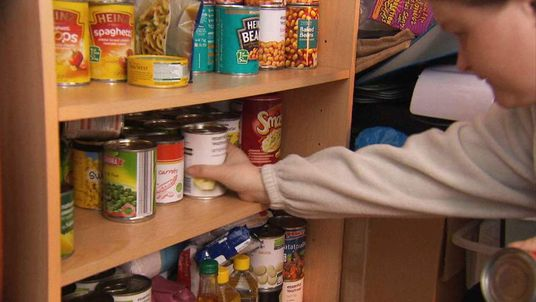 Food bank in Witney