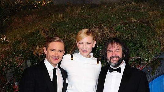 The Hobbit Premiere - London