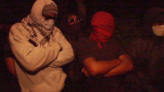 Male Members Of Gang