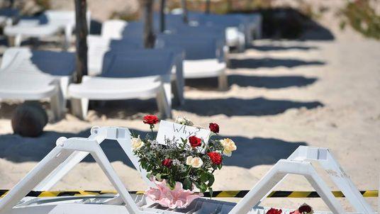 Terrorist Attacks On Tunis Beach