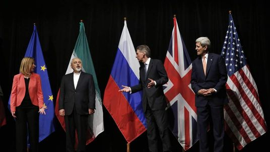 The Iran deal was reached at talks in Vienna