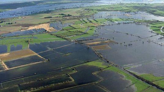 Gloucestershire flooding