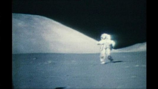 Armstrong's Moonwalk