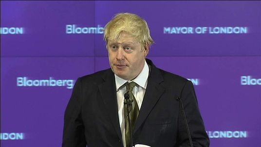 Boris Johnson has confirmed he plans to run for parliament