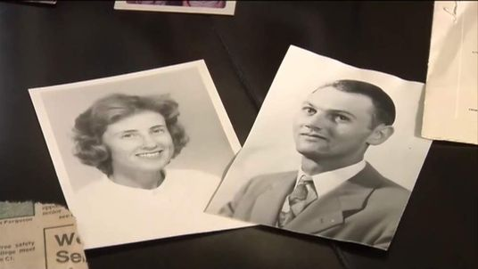 Long-Married Couple Die Together