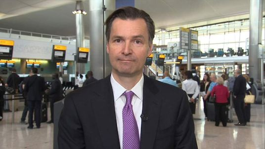 John Holland-Kaye Heathrow Boss