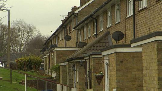 Council houses