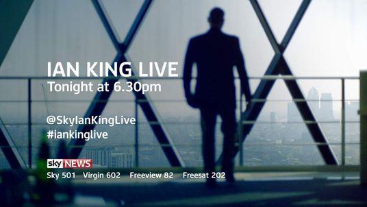 Ian King Live