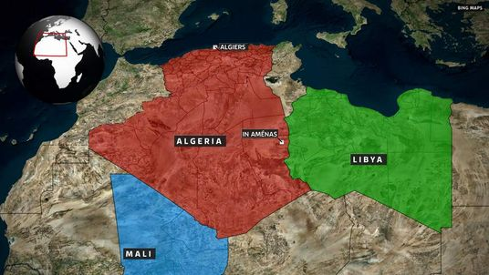 Algeria and its neighbours