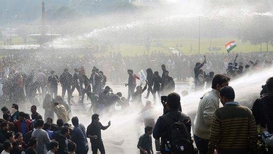 India rape protests