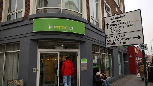 London job centre