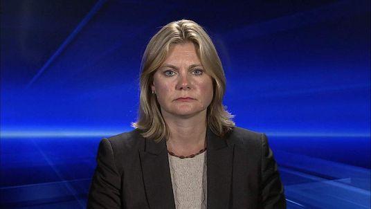 International Development Secretary, Justine Greening MP