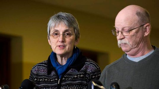 Ed and Paula Kassig