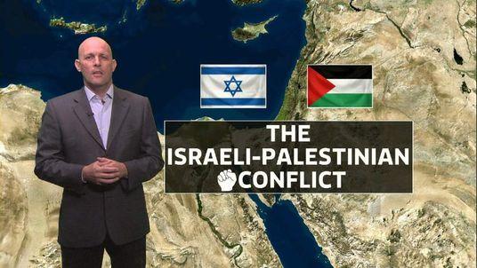Kiley Israel Palestine