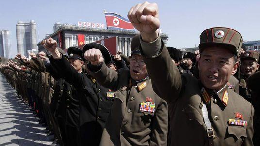 Tensions in the Korean peninsula