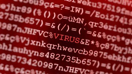 Computer virus cyber crime