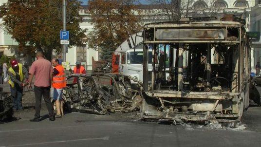 Violence in eastern Ukraine