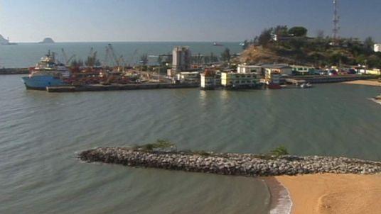 Macae in Brazil