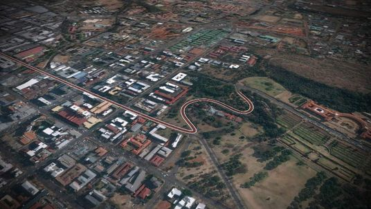 The route Nelson Mandela's funeral procession is expected to take
