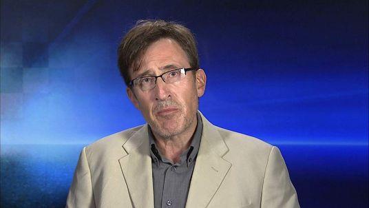 Rolf Harris co-author Mark Leigh