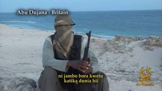 Al Shabaab British recruit