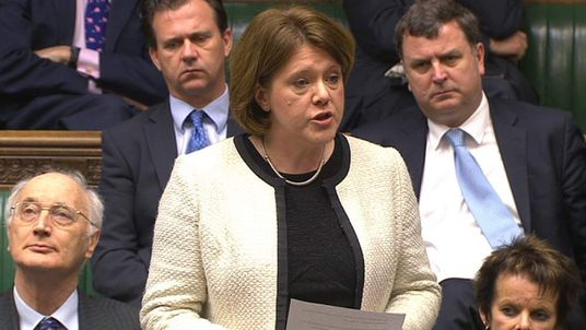 Maria Miller in House of Commons