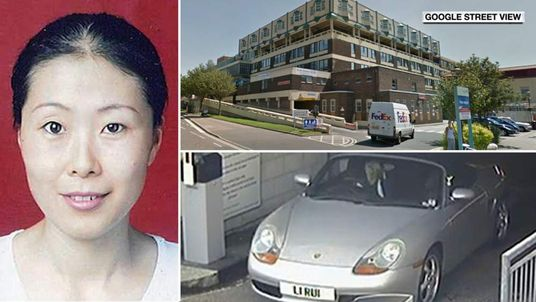 Missing Dorset nurse Rui Li