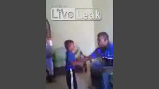 Malaysia video posted on Facebook of man beating stepson