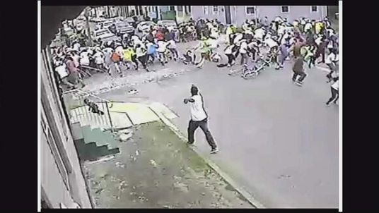 MOTHERS DAY SHOOTING NEW ORLEANS POLICE CCTV