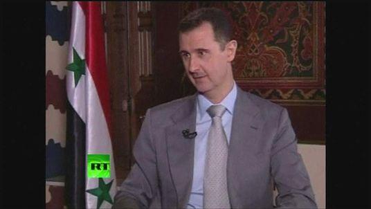President Assad of Syria
