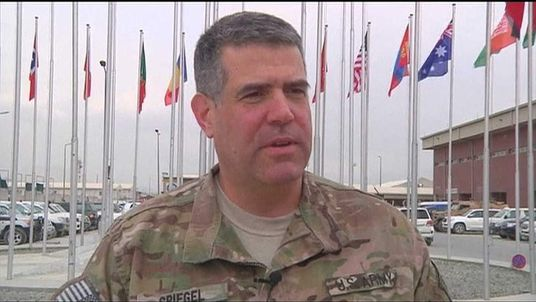 ISAF spokesman