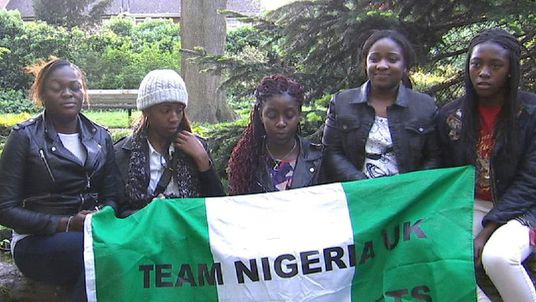 Nigerian girls in Britain talk about Boko Haram kidnappings
