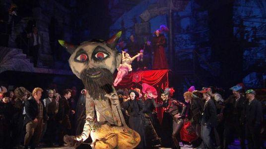 Terry Gilliam's new opera