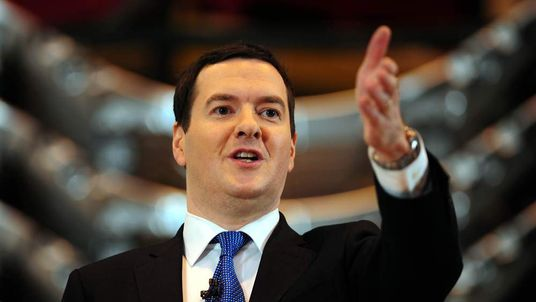 Osborne on the economy in 2014