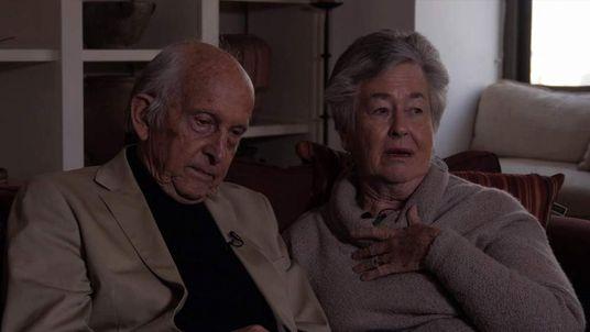 Peter Greste's parents