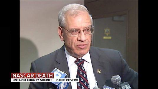 Ontario County Sheriff Philip Povero