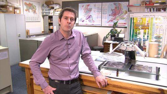 Geologist Professor Iain Stewart on the science behind sinkholes