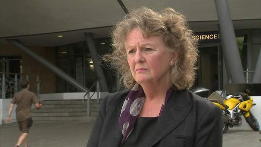 Preofessor Jane Calvert of Newcastle University