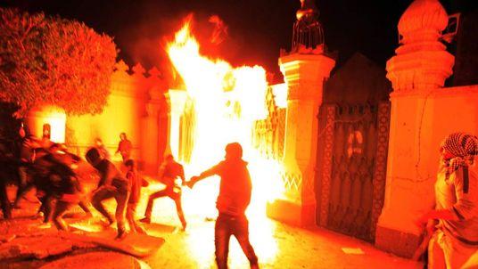 EGYPT Violence 1