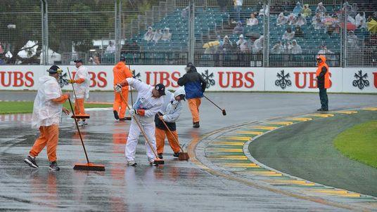 F1 RAIN
