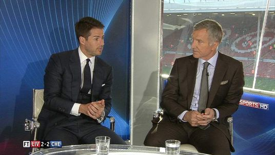 Jamie Redknapp and Graeme Souness