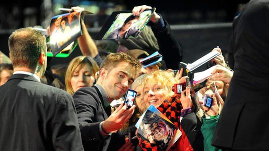 Twilight London premiere