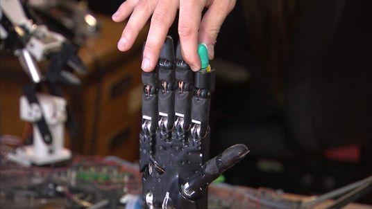 Seven UK robotics companies to tour US