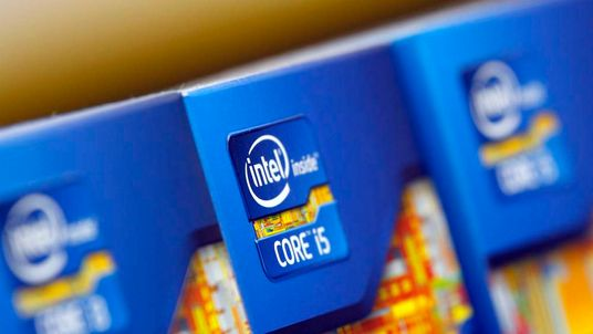 Intel chips are used in PCs