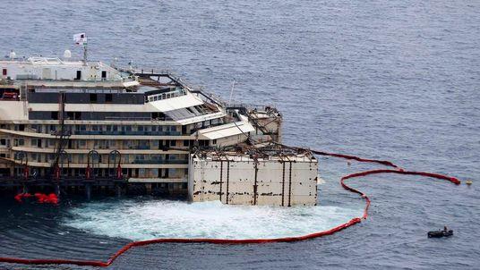 Cruise liner Costa Concordia